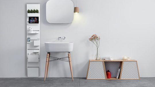 Quale legno usare per la scelta dei mobili per il bagno