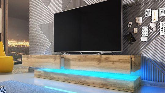Mobile supporto televisore moderno in legno, quale scegliere
